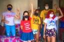 Linda se solidariza com moradores/as da Ocupação do Centro Administrativo