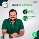 Live em ação de Thiaguinho Batalha recebe Laércio Oliveira e Luiz Roberto nesta semana