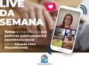 Live Parlamento Digital recebe Eduardo Lima