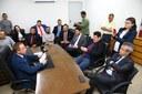Nitinho anuncia FGV como banca para concurso da Câmara