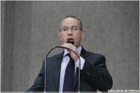 Nitinho anuncia inauguração da Escola do Legislativo