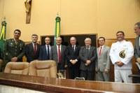 Nitinho participa da entrega de Título de Cidadão Sergipano a vice-governador da Bahia