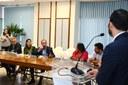 Nitinho participa de workshop com debate sobre o setor elétrico na Energisa