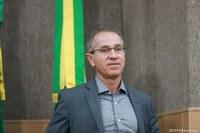 Nitinho reassume a presidência da Câmara Municipal de Aracaju