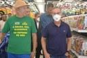 Nitinho ressalta geração de empregos durante inauguração de mega loja