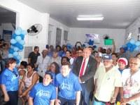 Novembro Azul: Seu Marcos prestigia ação da UBS Lauro Dantas Hora