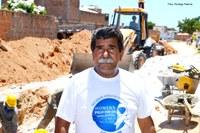 Bigode destaca alegria dos moradores pelo início das obras no Paraíso do Sul