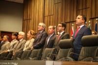 Presidente da CMA acompanha posse de nova Diretoria do MP/SE