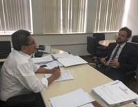 Presidente da Comissão de Finanças, Thiaguinho confirma apresentação do balanço do quadrimestre