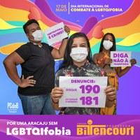 Professor Bittencourt lança campanha de combate à LGBTQIFobia
