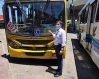 Ricardo Marques cobra posição da Prefeitura sobre falta de estrutura e paralisação dos rodoviários