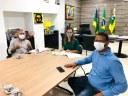 Sargento Byron busca apoio para realização do Campeonato Brasileiro de Surf em Aracaju