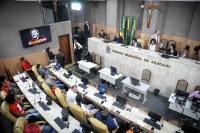 Sessão Especial em alusão a um ano da prisão de Lula é realizada na CMA