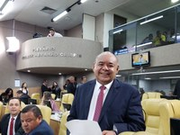 Seu Marcos é reeleito presidente da Comissão de Saúde da CMA
