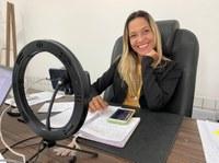 Sheyla Galba cobra mais estrutura para os Conselhos Tutelares de Aracaju