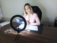 Sheyla Galba participa de Audiência Pública e defende respeito aos direitos da mulher