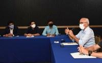 Soneca apoia projeto para Aracaju comprar vacinas contra Covid-19