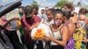 Soneca elogia ação solidária e pede mais doações durante a pandemia