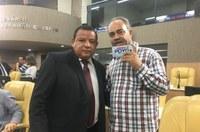 Vereador Américo de Deus fala sobre fechamento de matadouros em Sergipe em programa de rádio