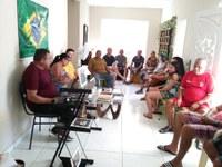 Vereador Américo de Deus reúne equipe para planejar ações 2019