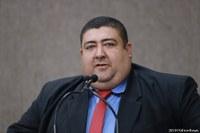 Vereador Cabo Didi lamenta situação dos moradores do Recanto da Paz