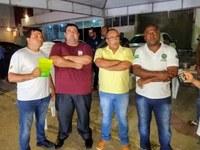 Vereador Cabo Didi participou da mobilização dos policiais militares de Sergipe