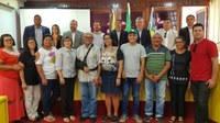 Vereador Isac é convidado por parlamentares de Capela para falar sobre Reforma da Previdência
