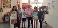 Vereador Isac faz visita ao Centro de Artesanato Chica Chaves e ouve reclamações de artesãs
