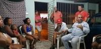 Vereador Isac se reúne com lavadeiras do Conjunto Manoel Preto