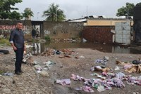 Vereador Zezinho fiscaliza situação das escolas municipais no bairro Getúlio Vargas