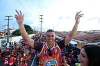 Vereador Zezinho promove o maior bloco de carnaval do Bugio