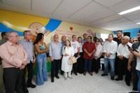 Vereadores prestigiam inauguração da Unidade de Internamento Pediátrico da Oncologia do Huse