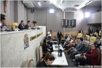 Vereadores tratam sobre Plano de Desenvolvimento Urbano